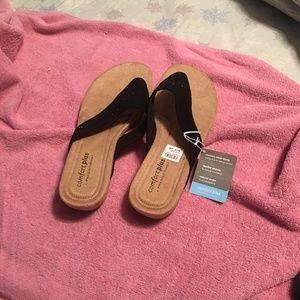 Comfort Plus Sandles Size 10